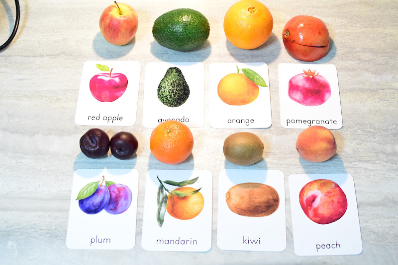 Learning About Fruits Inside and Out: Senses in Action