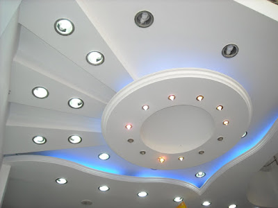 Latest gypsum ceiling designs and ideas 2019