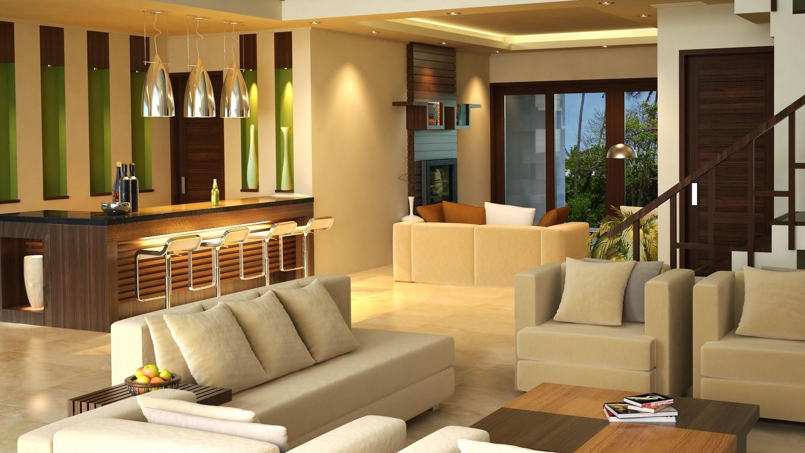 68 Desain Ruangan Rumah Minimalis Sederhana Desain Rumah