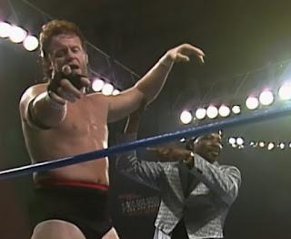 WCW Capital Combat 1990 - Mean Mark beat Johnny Ace