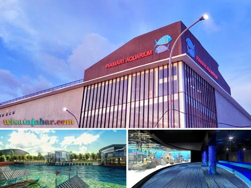 Piamari Aquarium Pangandaran