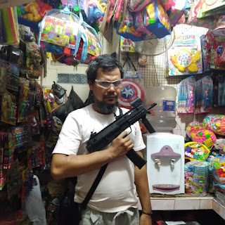 Review Unit Gel Blaster MP7 (Versi 2)