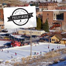 Philipsburg Ice Skating