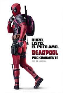 Deadpool marvel película