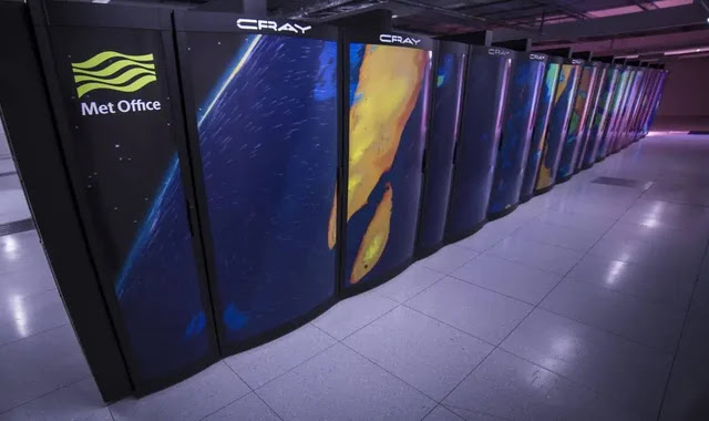 Microsoft is building the most powerful weather supercomputer in the world