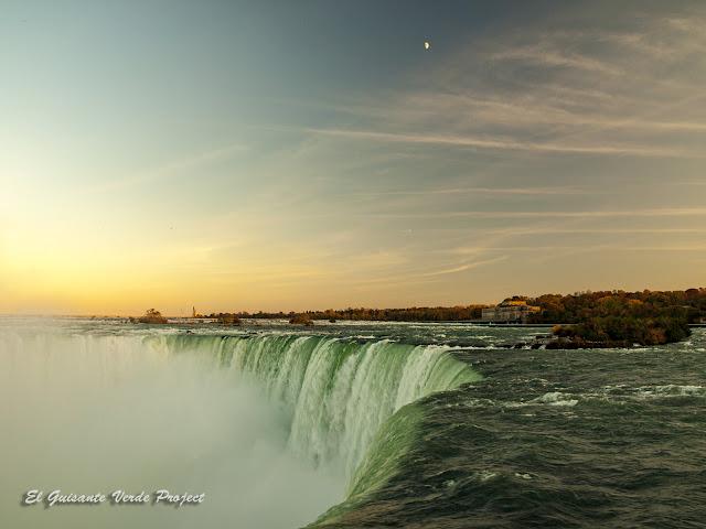 Niagara Falls, NY por El Guisante Verde Project