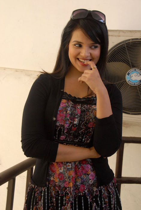 saloni new , saloni cute stills