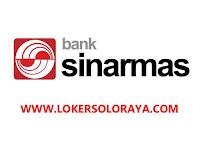 Loker SRO (Senior Relationship Officer) di PT Bank Sinarmas KCP Sragen