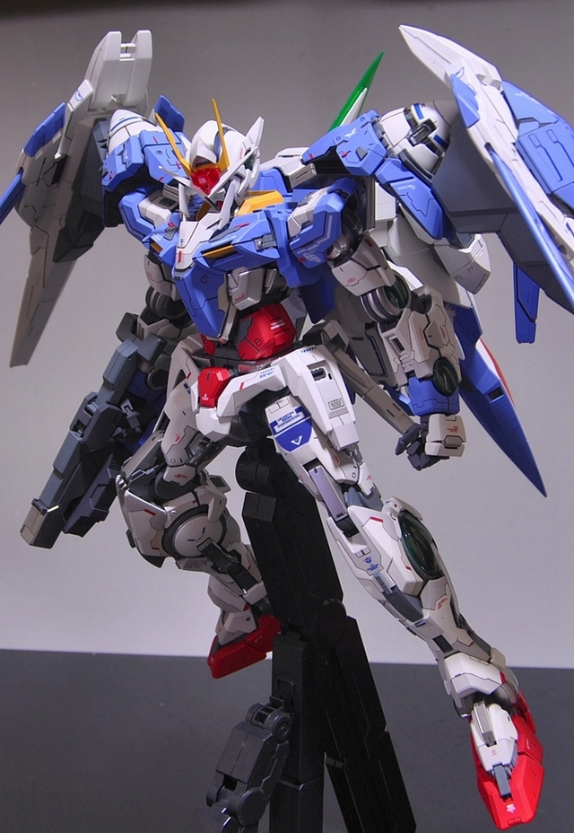 PG 1/60 00 GUNDAM DETAIL PANEL LINES GK CONVERSION KIT