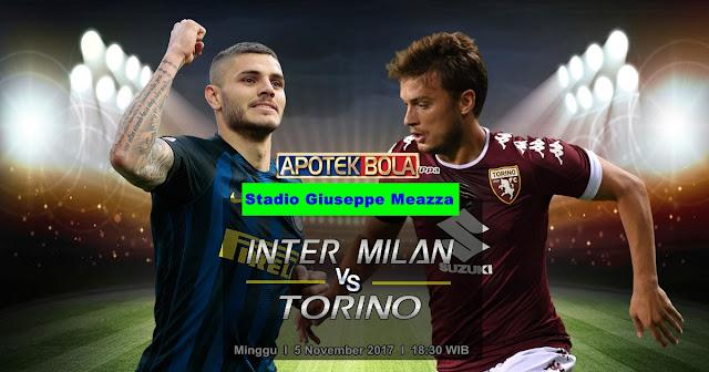 Inter Milan vs Torino 5 November 2017
