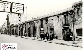 Carretera Provincial -C./Prat de la Riba (1974)