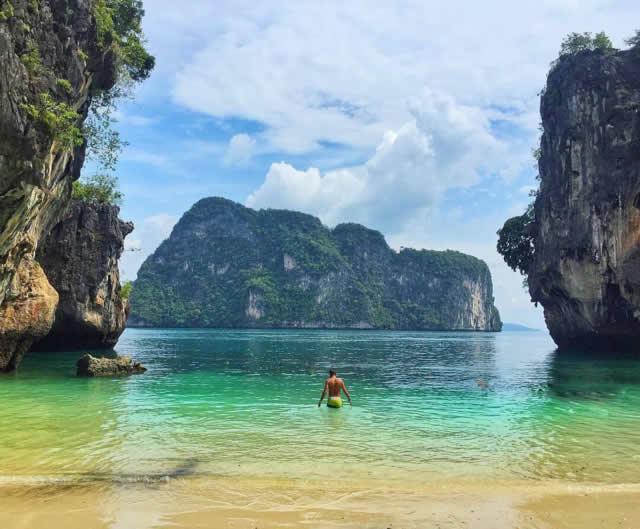 Ko Lao Lading Island - Krabi, Thailand, Tailândia - Blog Destinos para Viajantes