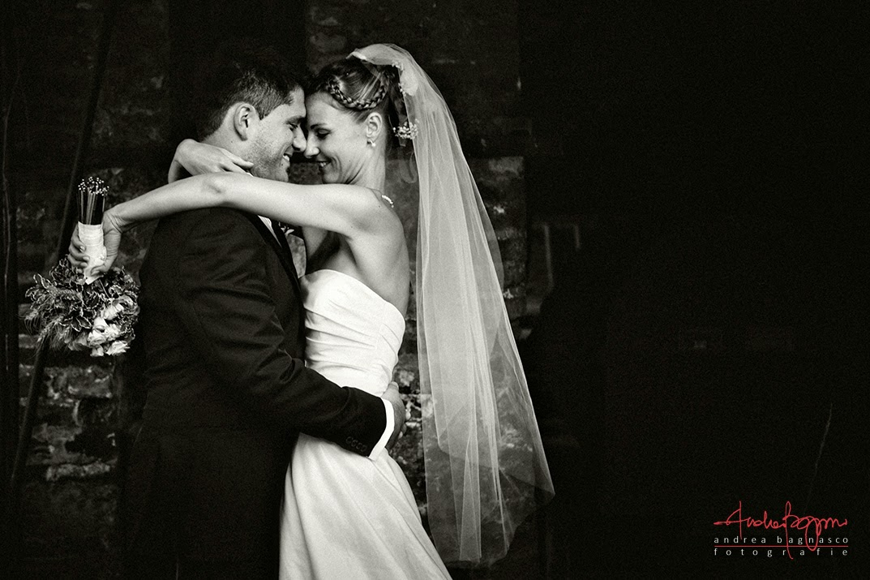 ritratto degli sposi matrimonio Genova
