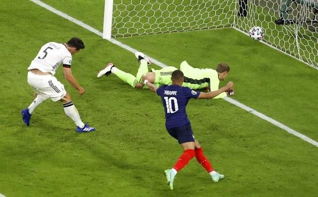 Euro 2020: Η Γαλλία έπαιξε σαν πρωταθλήτρια και υπέταξε τη Γερμανία