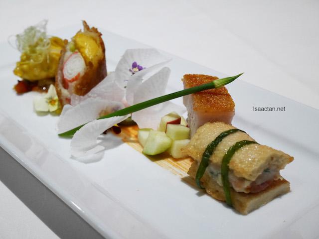 Malaysia International Gastronomy Festival (MIGF) Menu @ Dynasty, Renaissance Kuala Lumpur Hotel