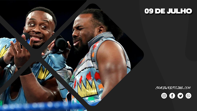 Replay: WWE Smackdown Live 09/07/2019