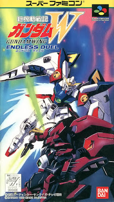 Review - New Mobile Report Gundam Wing: Endless Duel - Super Nintendo