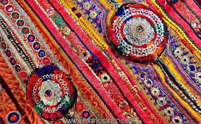 Saree Shopping at Sindhi Market