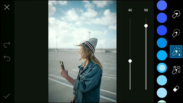 Cara Edit Foto Instagram Neon Effect di PicsArt | PicsArt Tutorial