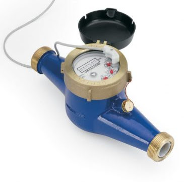 MJ Series Seametrics Multi-Jet Flow Meter