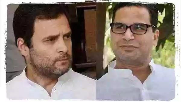 Rahul Gandhi met Prashant Kishor amid Amrinder Sidhu faceoff
