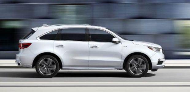 2017 Acura MDX Review Canada