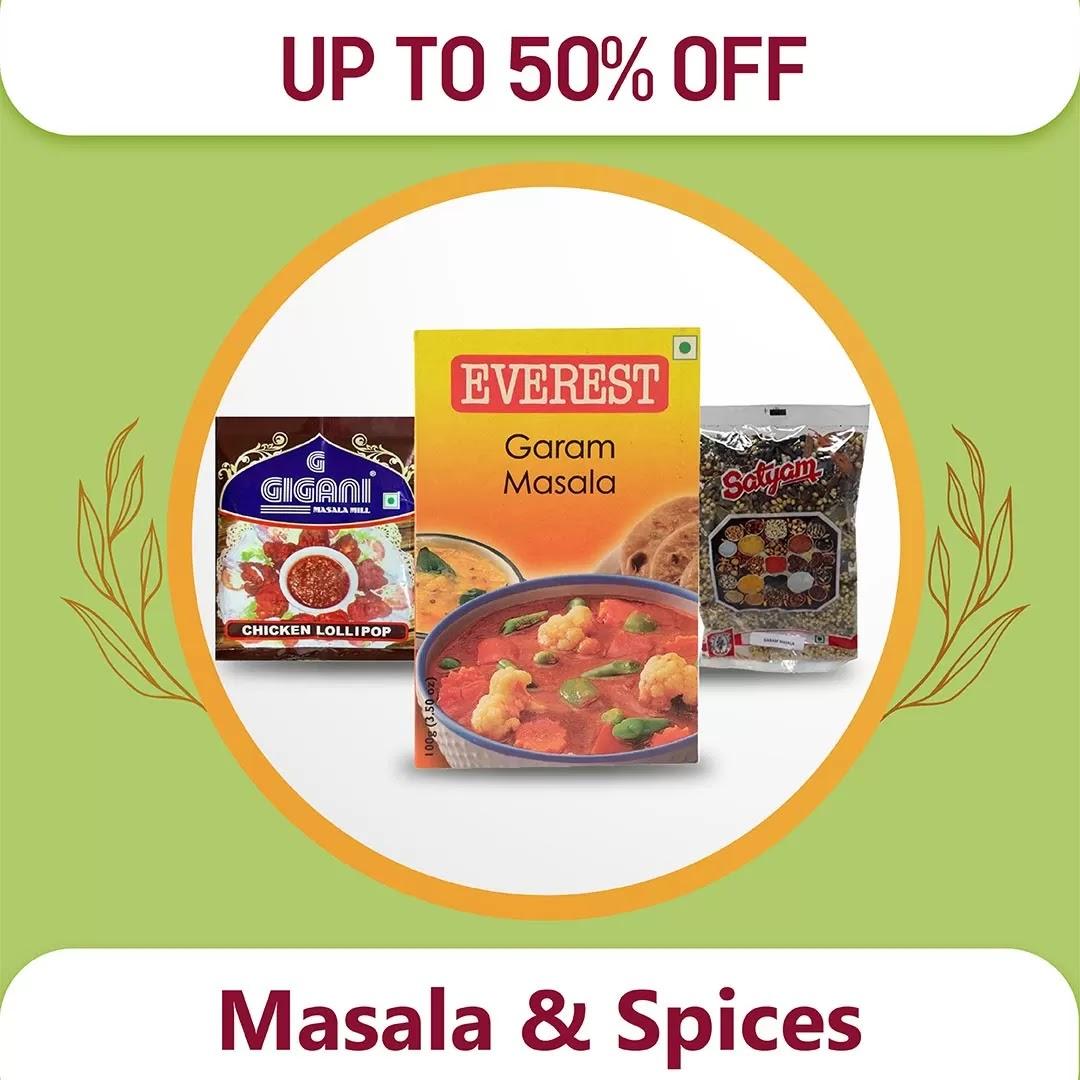 Masala Spices 289