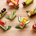 How To Make Fruit and Vegetable Bug Snacks