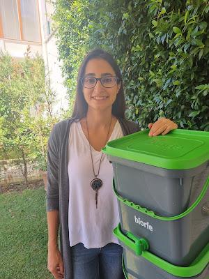 evde bokashi kompost yapımı