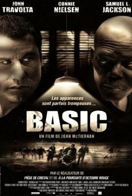 Basic (2003) 480p 350MB Blu-Ray Hindi Dubbed Dual Audio [Hindi – English] MKV