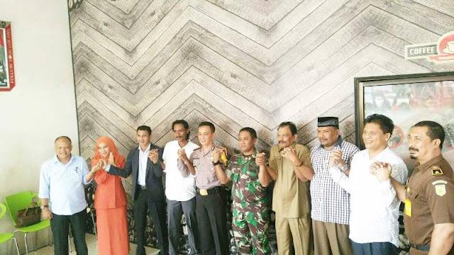 Dandim Aceh Utara : Mari Bersatu Membangun Kota Lhokseumawe ke Arah Yang Lebih Baik