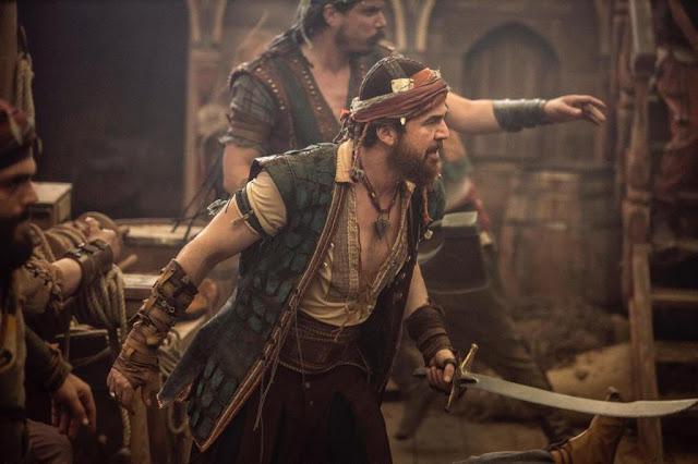 """أول مشهد من مسلسل """"خير الدين بربروس"""" القائد العثمانيّ وأمير بحّارة العثمانيين"""