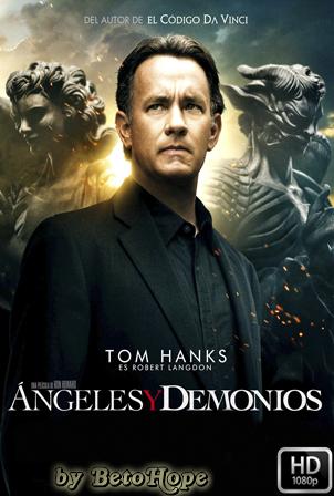Angeles y Demonios [2009] [Latino-Ingles] HD 1080P  [Google Drive] GloboTV