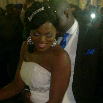 0c Wedding photos: Funke Akindele weds Kenny Almaroof