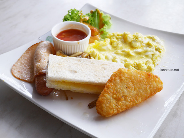 Big Breakfast Set - RM13.90