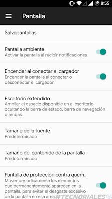 google sans en android nougat