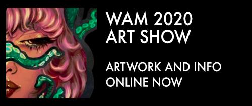 WAM 2020 Art Show Recap