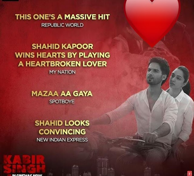 Kabir Singh full movie download HD Quality Filmywap
