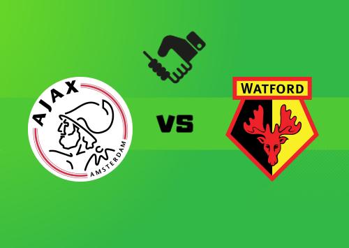 Ajax vs Watford  Resumen