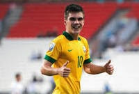 Brazilian youngster Nathan appears to have sealed his move to Chelsea