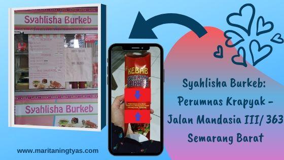Syahlisha Burkeb Mandasia 3 No 363 Semarang Ibu Tatik