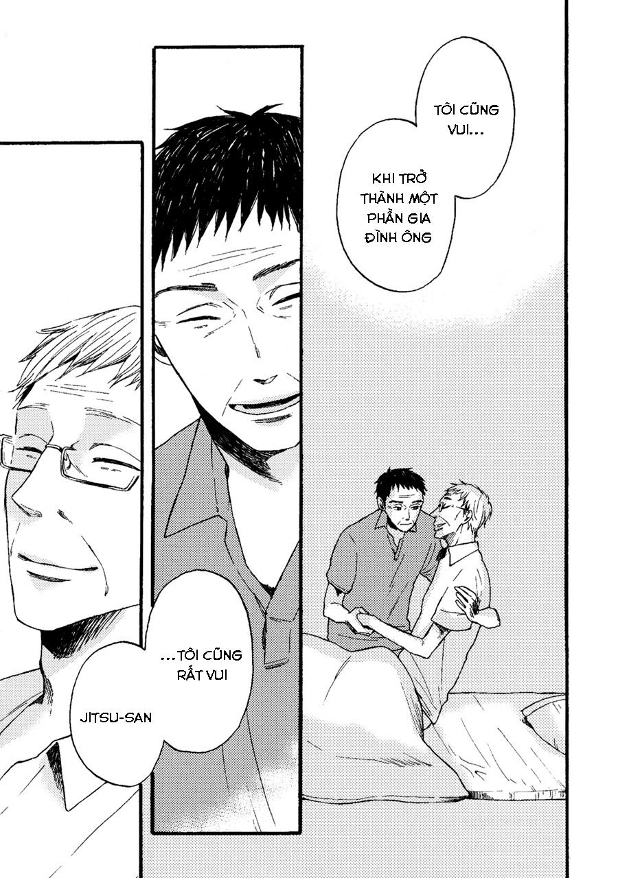 Trang 17 - Nhìn lần cuối những kí ức ngày xưa (- UMEMATSU Machie) - Truyện tranh Gay - Server HostedOnGoogleServerStaging