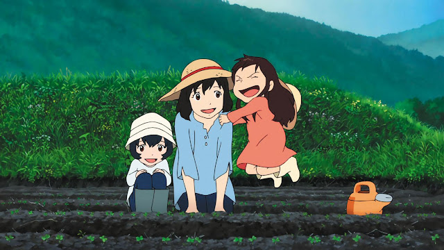 Wolf Children (2012) Movie Review