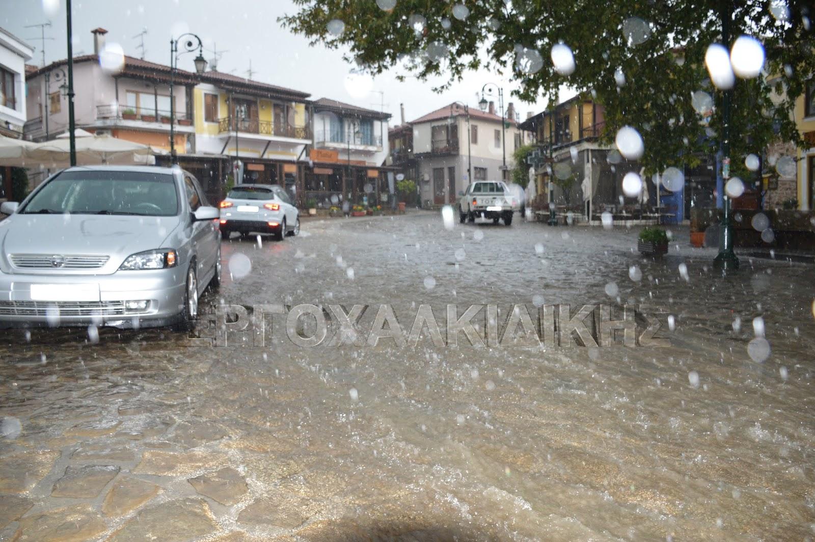 Έκτακτο δελτίο επιδείνωσης καιρού: Έρχονται βροχές, καταιγίδες και ισχυροί άνεμοι