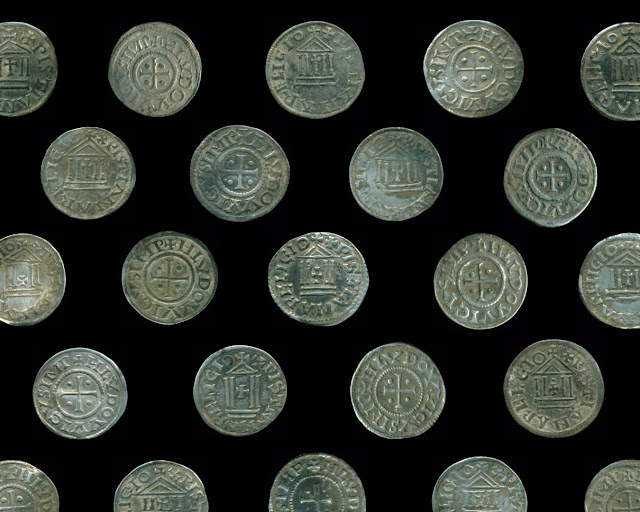 Medieval French coins unearthed in Poland possibly linked to Viking siege of Paris