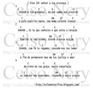 Cifras CCB