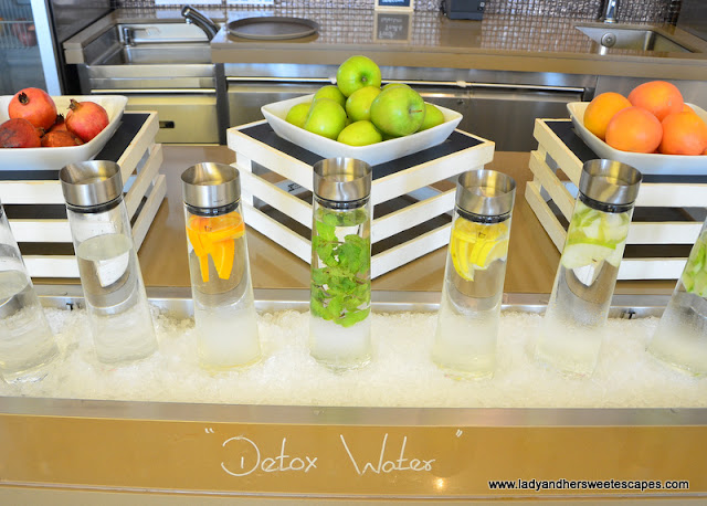 detox water at Al Khayal