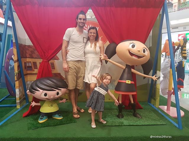 futuro dos nossos filhos, educação infantil , Mamãe coruja, criação dos filhos, seja exemplo, exemplo de vida, filhos são espelhos dos pais, show da Luna, Shopping Del Rey, Belo Horizonte