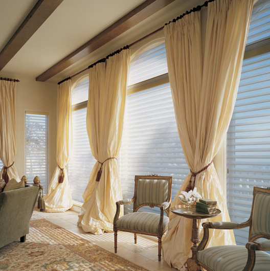 However If You Have An Unattractive View Or Window Attractive Curtains Can Do Wonders To Spruce It Up