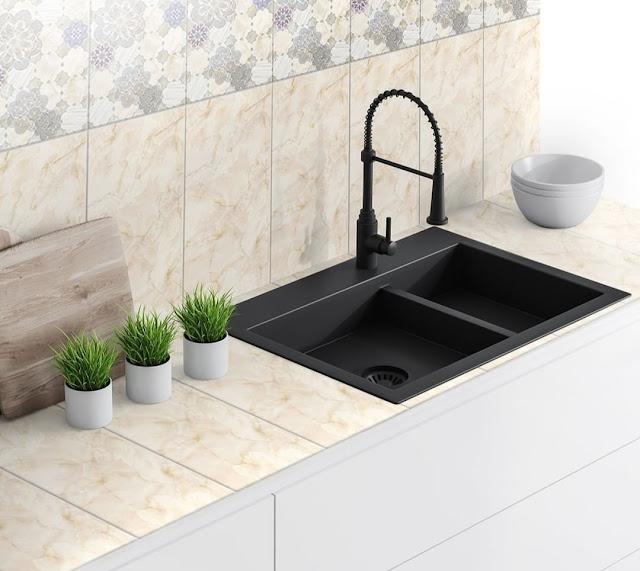 Model Motif Keramik Dinding Dapur Minimalis Terbaru dan Tips Memilihnya